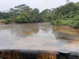 Loreto: Comunidades afectadas por derrame en el río Corrientes