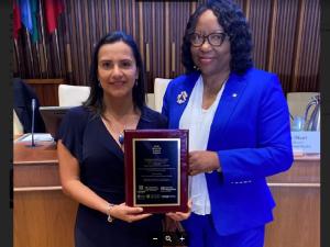 """OPS reconoce a """"Mamás del Río"""" con premio de Innovación Social en Salud 2019"""