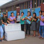 San Martín: Implementan programa alimentario escolar