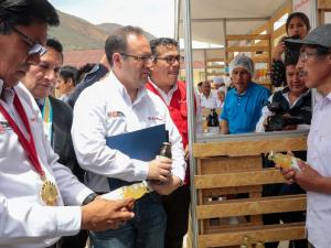Produce: El 2019 se habrá entregado 9 CITE a nivel nacional