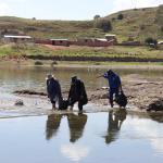 Puno: Recogen más 10 toneladas de basura del rio Ilave