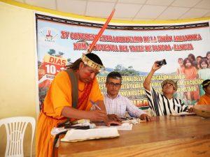 Solicitan que se priorice georreferenciación para las comunidades nativas
