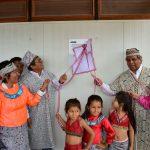 Ucayali: Inauguran infraestructura para colegio de la comunidad nativa Santa Rosa