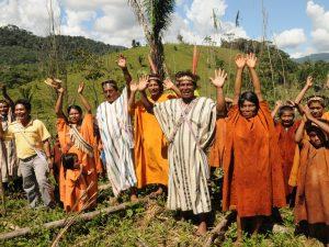 Facilitan inscripción de comunidades campesinas y nativas