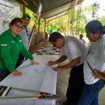Entregan kits de herramientas a agricultores cacaoteros en Tocache