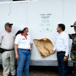 San Martín: Inauguran base policial en el Bosque de Protección Alto Mayo