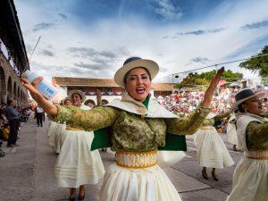 Alistan lanzamiento del Carnaval Ayacuchano 2020