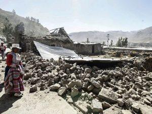 Arequipa: Reportan más de 20 sismos en Caylloma en menos de 72 horas