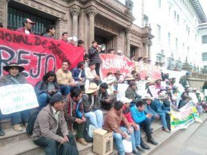 Cusco: Declaran inocentes a defensores ambientales del caso Anabi