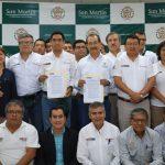 San Martín: Anuncian créditos de S/ 25 millones para producción agrícola