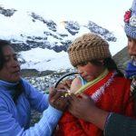 Puno registra descenso de mortalidad por neumonía en menores