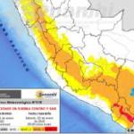 Recomiendan medidas de prevención ante precipitaciones en la sierra central y sur