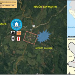 San Martín: Coordinan entrega de ayuda a afectados por inundación en distrito de Pólvora