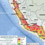 449 distritos en riesgo alto y muy alto por lluvias en la sierra central y sur