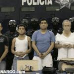 México extraditó ocho capos del narcotráfico a los EE.UU.