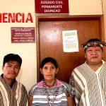 Juzgado de Madre de Dios emitirá sentencia sobre respeto a jurisdicción indígena
