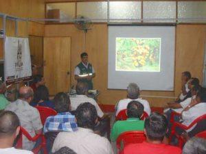 Loreto: Capacitan a personal ligado al desarrollo agropecuario