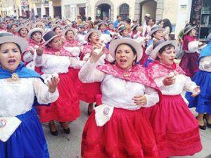 Carnaval Ayacuchano: Festividad rescata la diversidad cultural de sus provincias
