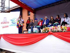 Cusco: Presentan Área de Conservación Regional Ausangate