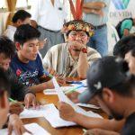 Asháninkas y nomatsigengas capacitados como líderes comunitarios