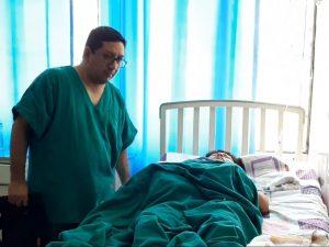 Loreto: Extirpan gigantesco tumor a mujer de 44 años