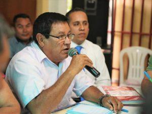 Luis Alvan es el nuevo presidente del Consejo Regional de San Martín