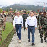 Vraem: Fortalecen trabajo conjunto de Fuerzas Armadas y Policía