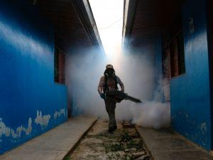 Casos por dengue en Madre de Dios bajaron en 90%