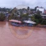 Pasco: Coordinan ayuda humanitaria a las familias afectadas por inundación