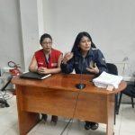 Dan 31 años de cárcel para feminicida en Madre de Dios