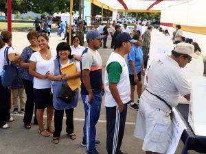 Elecciones 2020: Población que vota aumentó en más de 8%