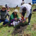 Inician campaña de reforestación con mas de 1.6 millones de plantones