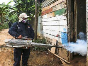 Cusco: Minsa monitorea lucha contra el dengue en Quillabamba