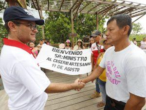 Mincetur impulsará turismo sostenible en Ucayali