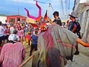 Caleta de Carquín cerrará carnavales con Festividad del Ño Carnavalon