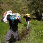 Cusco: Siete toneladas de víveres se han distribuido a comunidades afectadas en Santa Teresa