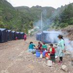 Población ayacuchana de Cocas se reubicará tras sufrir daños por huaico