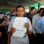 Alistan proceso de titulación de 90 mil predios en San Martín
