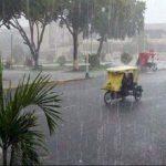 ¿Qué acciones tomar ante la ocurrencia de fuertes precipitaciones?