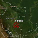 Sismo en San Martín fue de magnitud 4,2