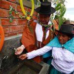 En 2020 entregarán obras de agua y saneamiento por S/ 129 millones en zonas rurales de Ayacucho