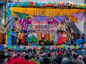 "Apurímac: Alistan carnaval jeronimiano ""Tupaykanakuy 2020"""