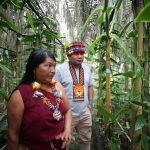 Comunidades awajún del Alto Mayo muestran su modelo de conservación