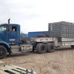 Cusco: Trasladan estructura modular que reemplazará al puente Saucepampa en Santa Teresa