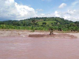 San Martín: Ejecutaron trabajos de descolmatación del río Tulumayo