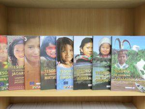 Publican libro que registra nombres en idioma asháninka