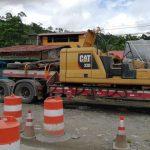 Madre de Dios: Sunat inmoviliza maquinaria pesada para dragado en Mazuko