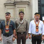 Representantes indígenas llegan a Lima para exigir que garanticen remediación ambiental