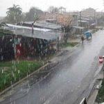 Prevén lluvias de fuerte intensidad hasta el 6 de febrero