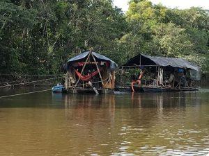 Loreto: Alertan dragas en el río Nanay